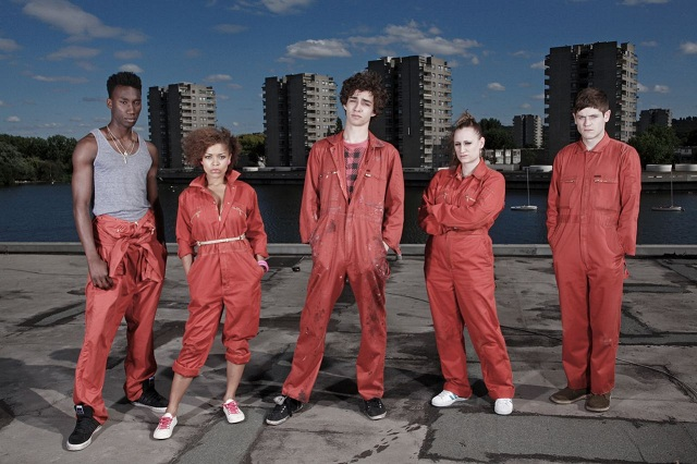 Misfits, saison 3