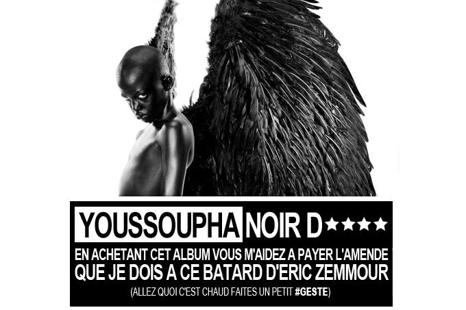 album youssoupha noir desir 2012
