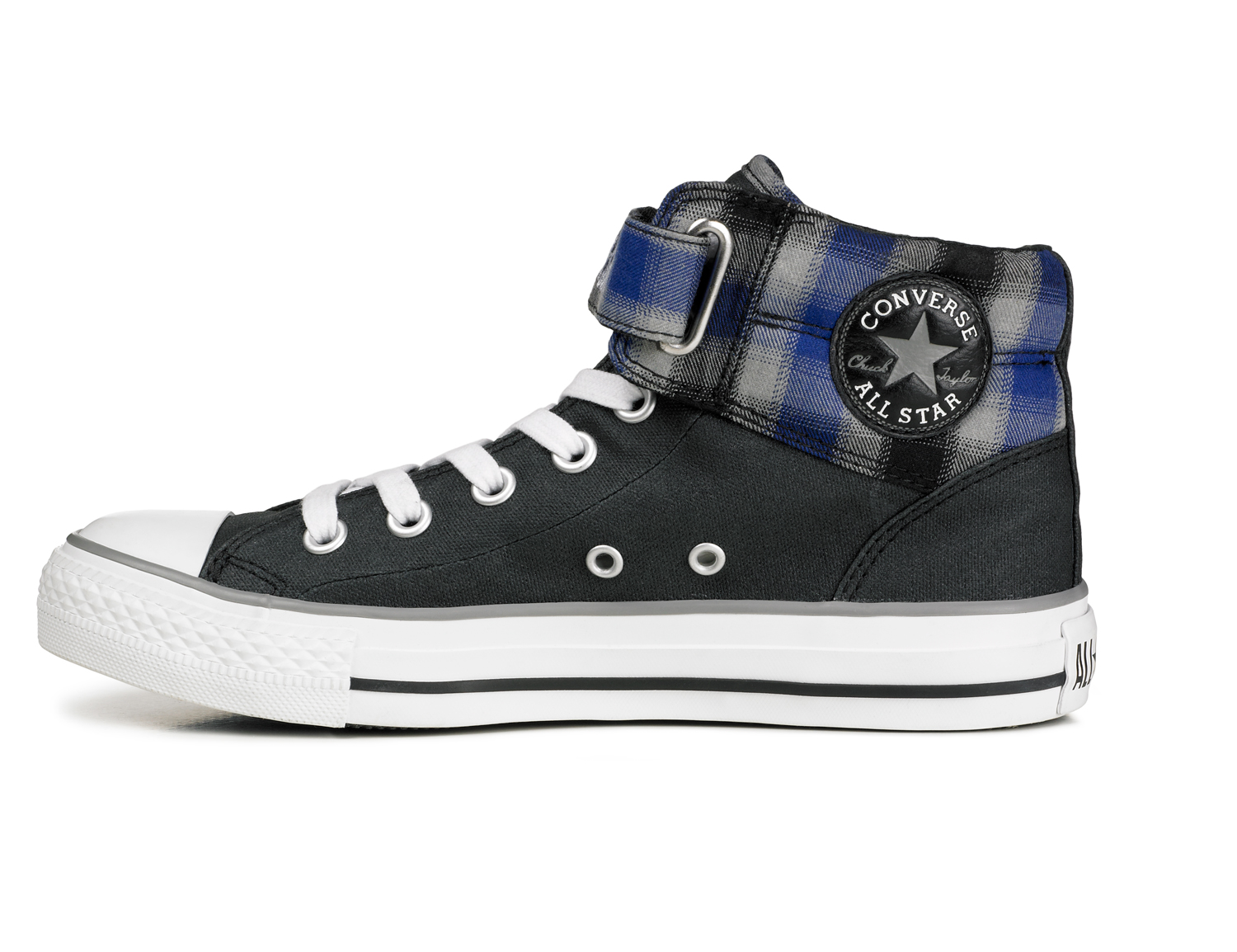 Foot Locker_Converse Plaid pack noir_2 (1)