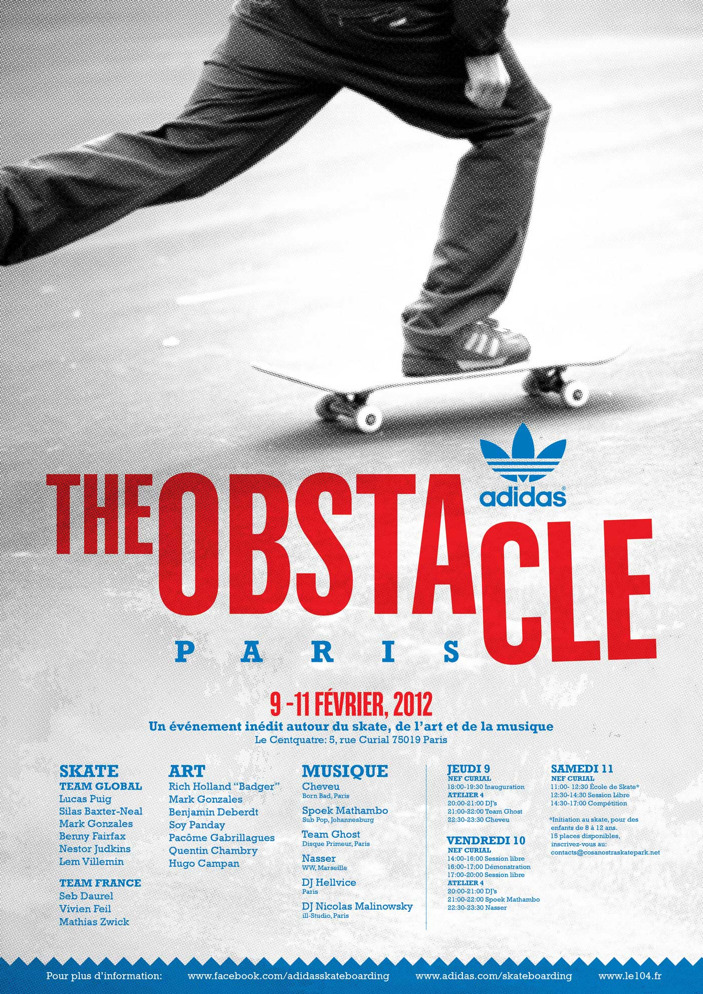 adidas-TheObstacleParis-Poster