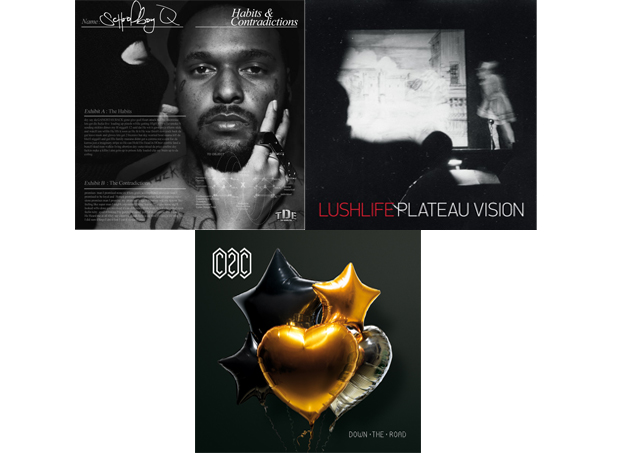 3 albums oublis en 2012