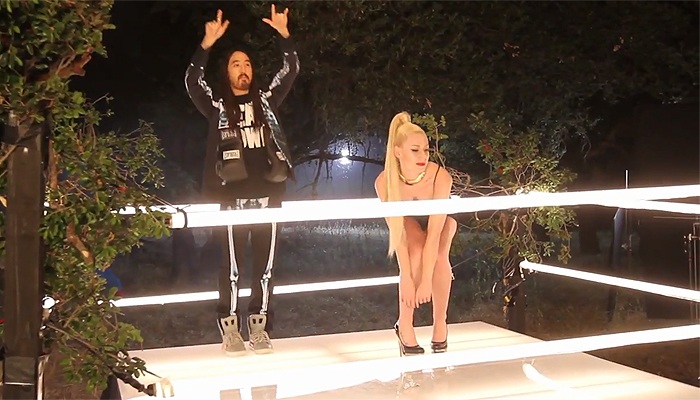 Behind-The-Scenes-Iggy-Azalea-Beat-Down
