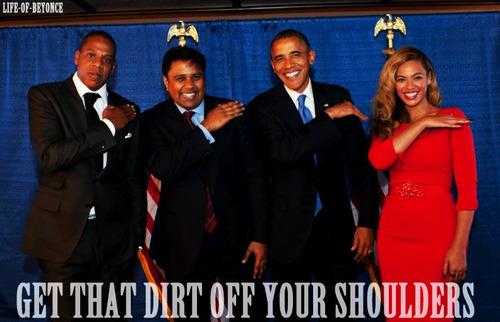 dirt of