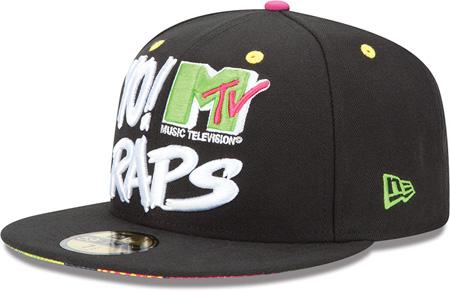 84c73f5c76ba Faites-vous plaisir avec cette collection de casquettes New Era x Yo! MTV  Raps.