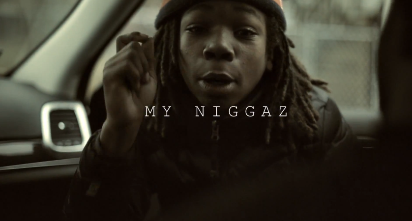 King-L-My-Niggaz-Video