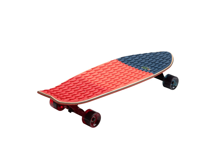Limited edition_LACOSTE LAB for LACOSTE L!VE Skateboard 3.4 fredericjacquet - For Editorial Use Only