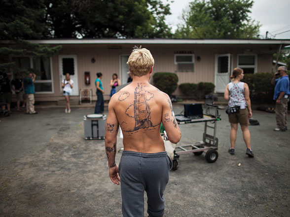 Ryan Gosling The Place Beyond The Pines Body