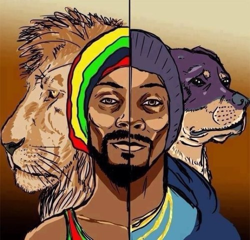 snoop dog-lion