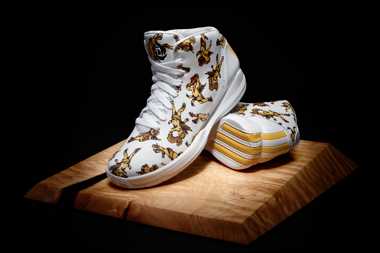 Jeremy Scott Adidas D Rose