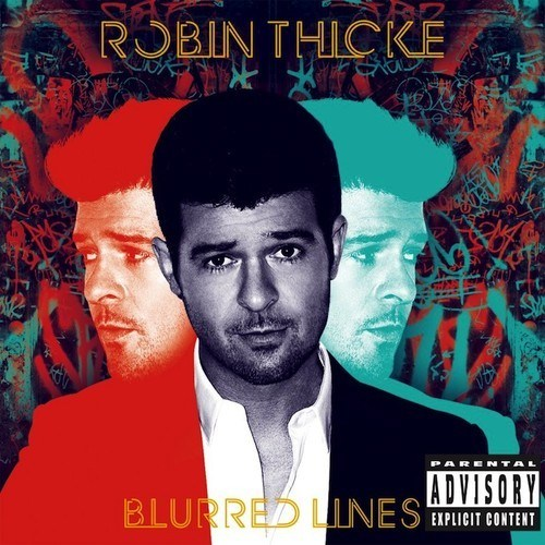 robin thicke album stream