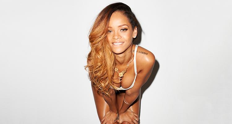 Rihanna, diva caramel