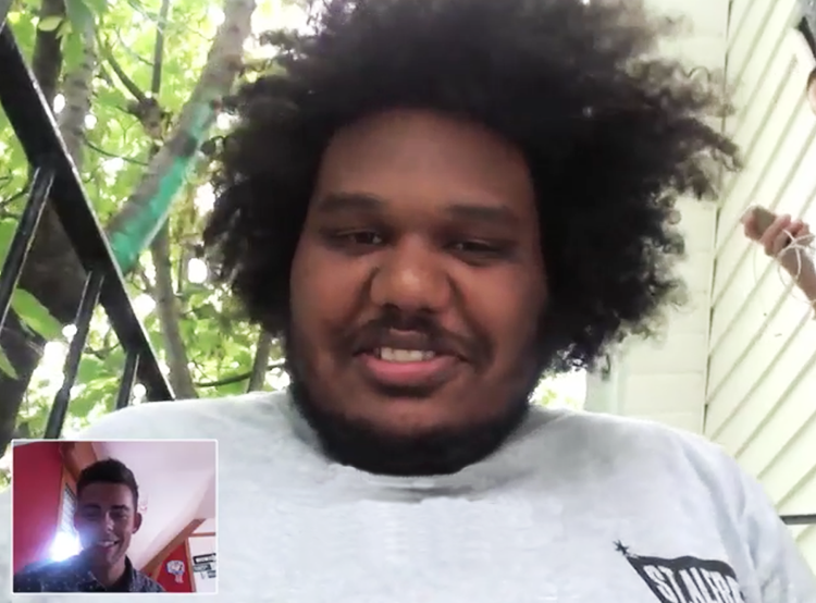Interview Michael Christmas