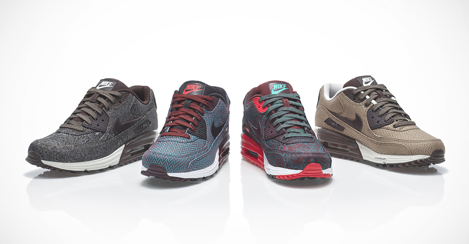 nike air max collectie