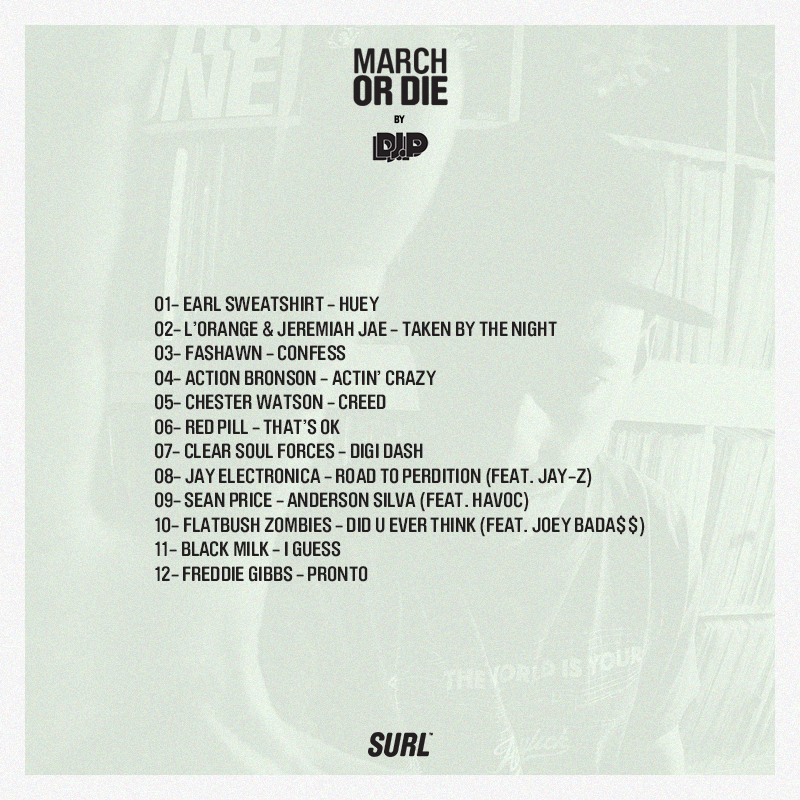 BACKMIXTAPEMARCH
