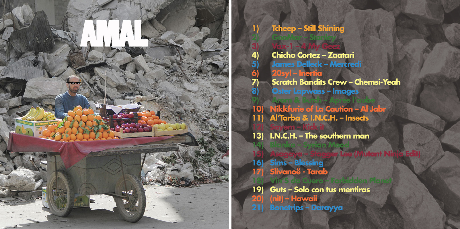amal tracklist