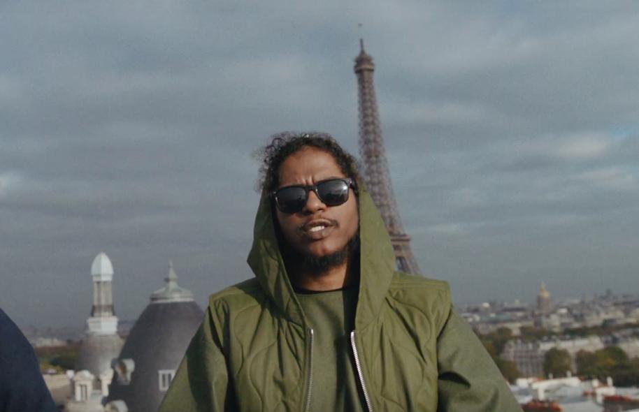 À voir: dans 'Braille', Ab-Soul parcourt Paris