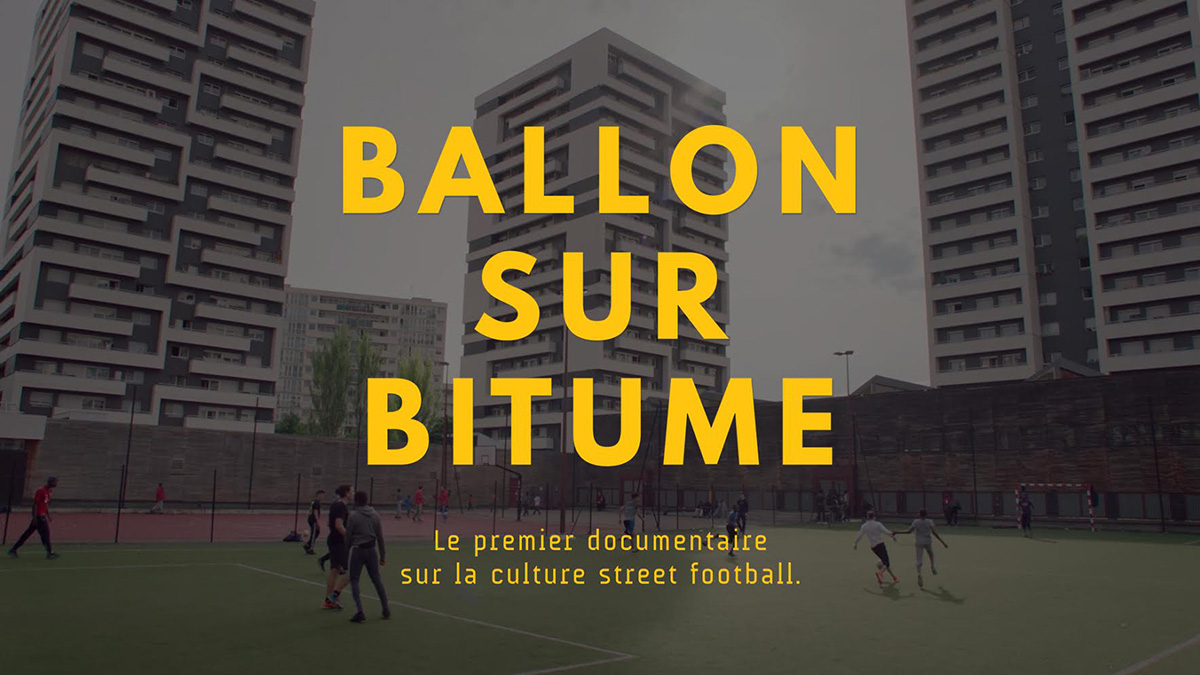 À voir : le documentaire 'Ballon sur Bitume' fait trembler les filets