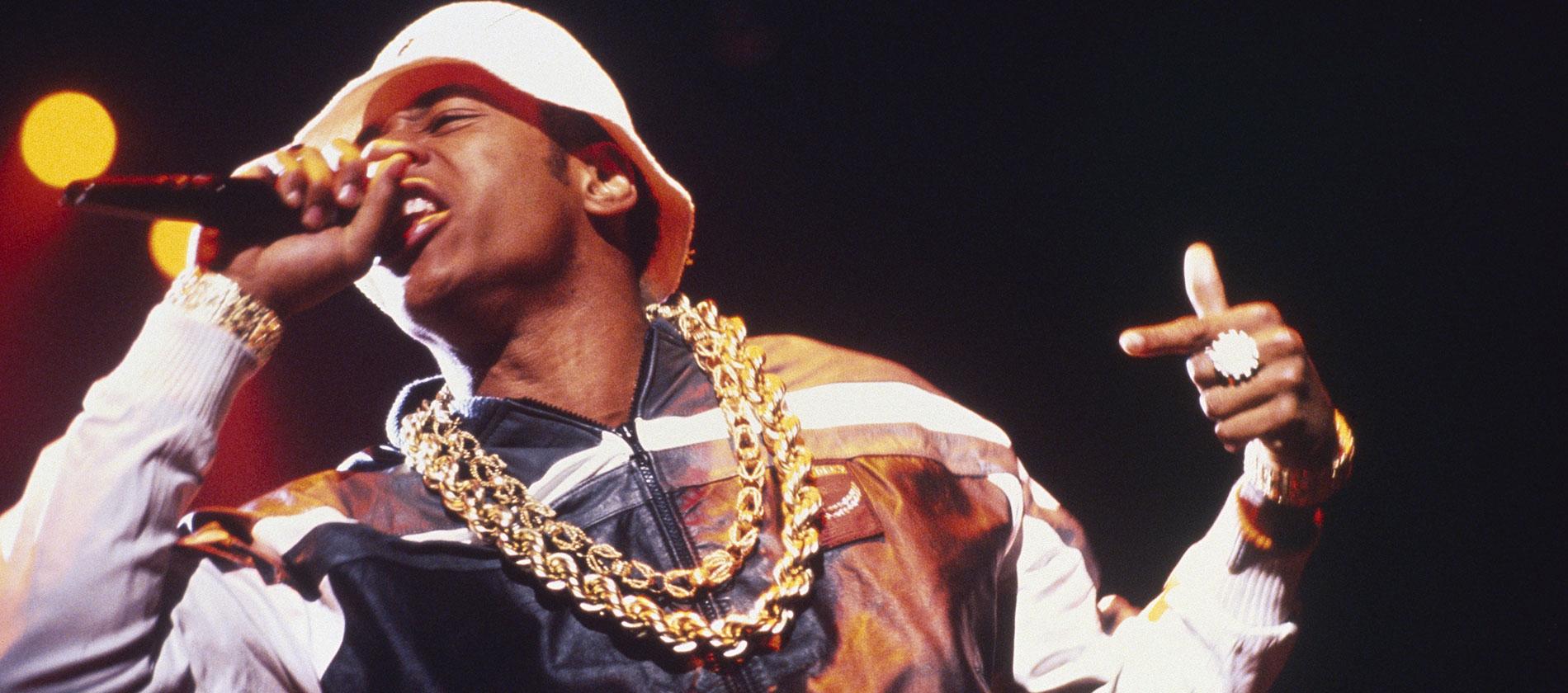 'Hip Hop Raised Me' déterre des photos de légende