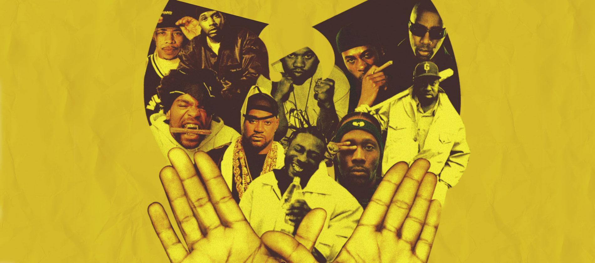 Les sept albums de la singulière épopée du Wu-Tang