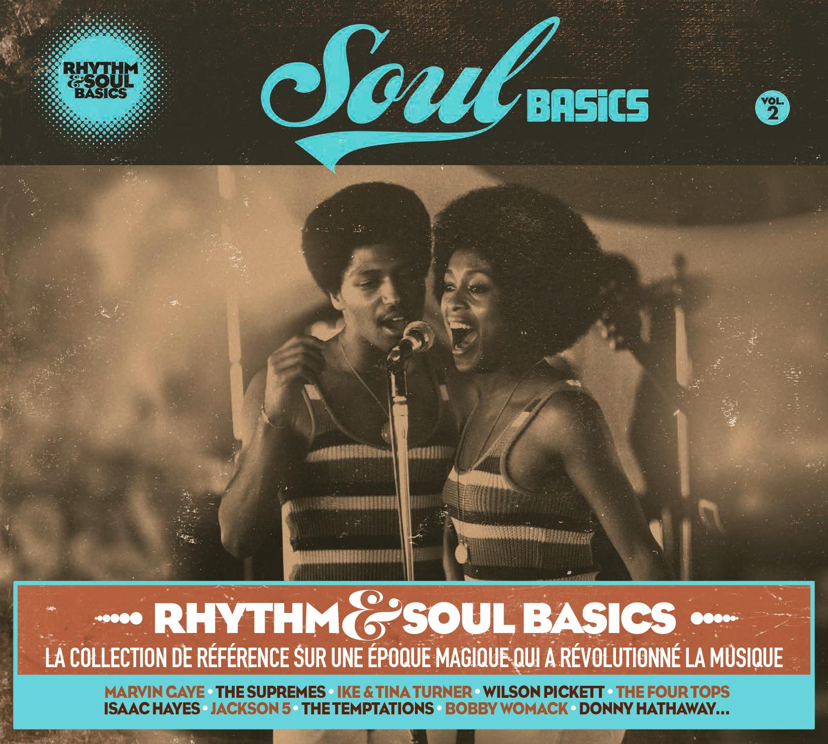 Trois compilations 'Rhythm&Soul Basics' et 'Hip Hop Basics' à gagner