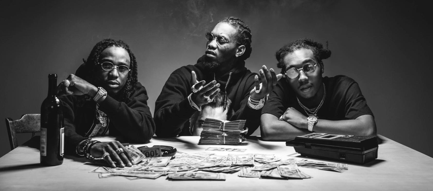 Avec 'Culture', Migos entre au patrimoine du rap