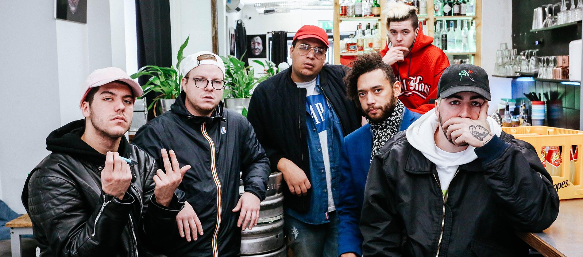 Dead Obies : 'Le rap est une culture de gens cultivés'