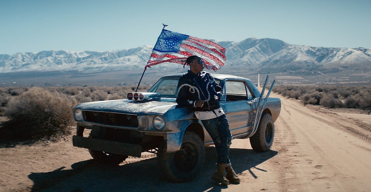 À voir : Joey Badass, libre et engagé dans le clip de 'Land Of The Free'