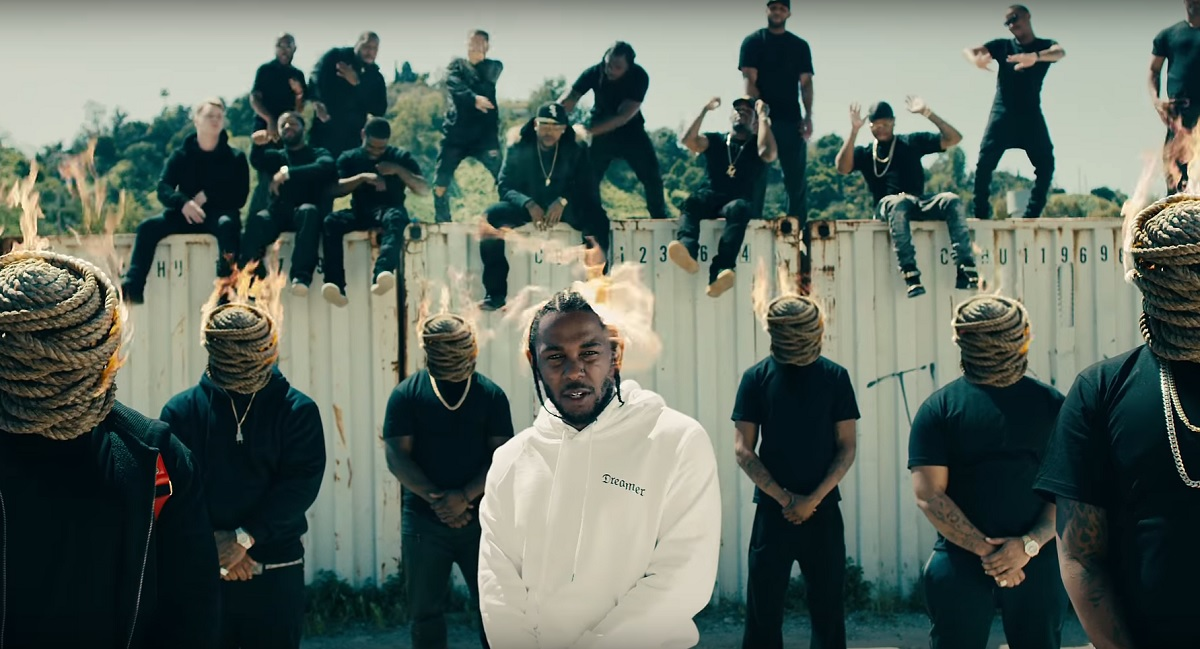 À voir : Kendrick Lamar remet chacun à sa place dans 'HUMBLE.'