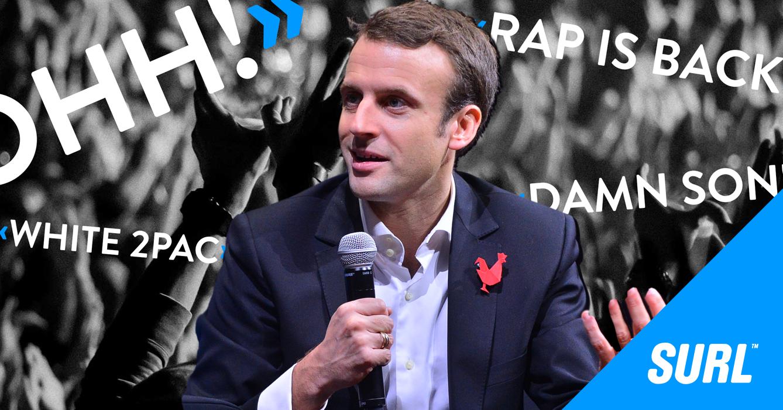 Cinq morceaux de rap que Macron aurait pu (correctement) citer
