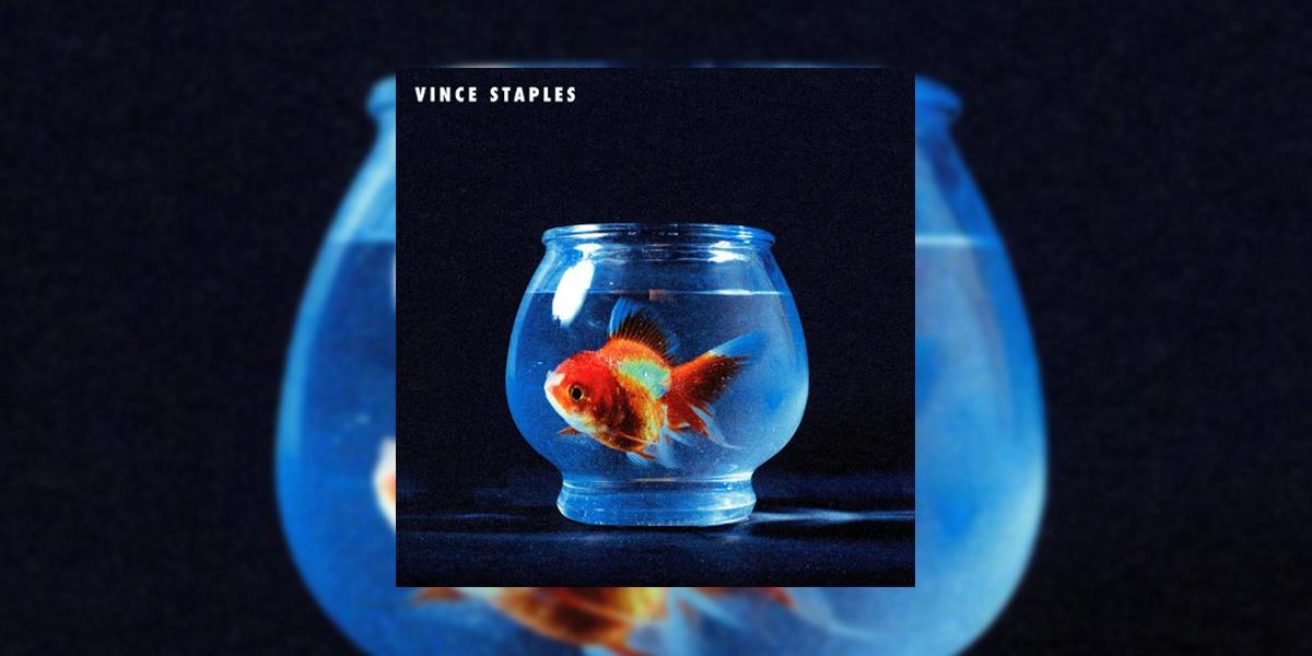 Surprise : le nouvel album de Vince Staples sort cette semaine