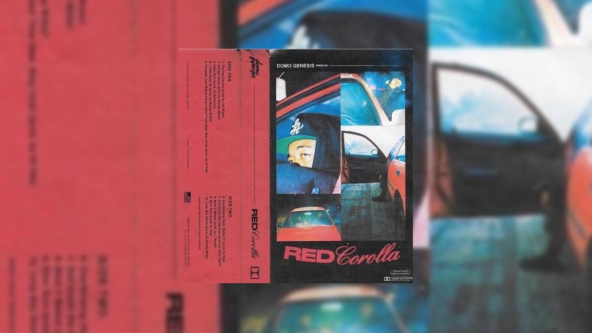 À l'écoute : 'Red Corolla', la tape de Domo Genesis à ne pas louper