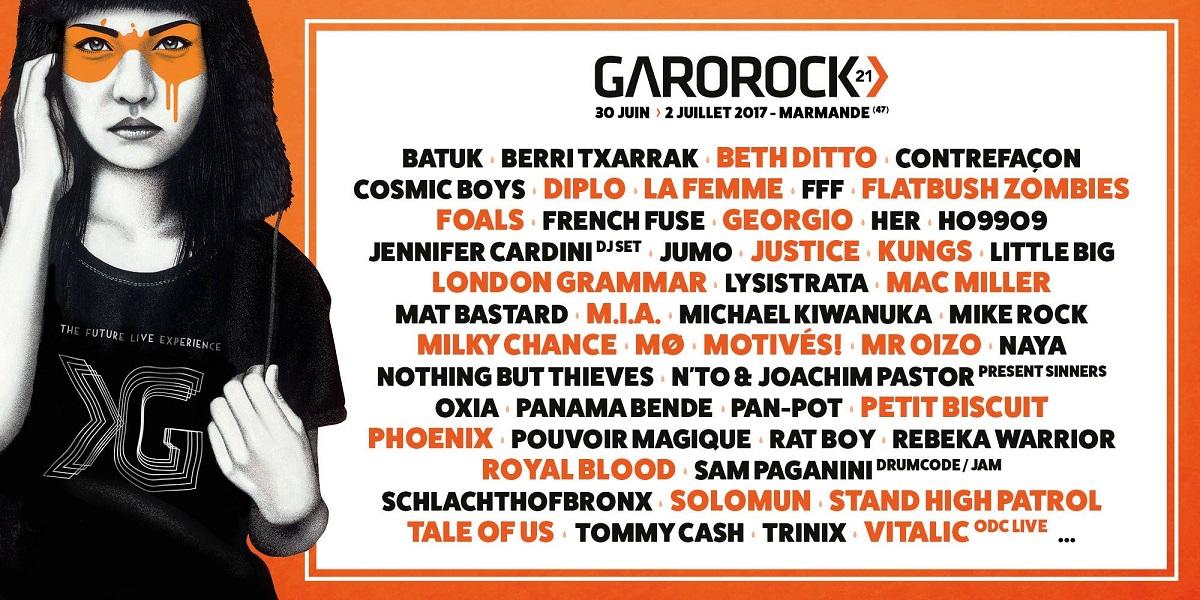 garorock cover 2017