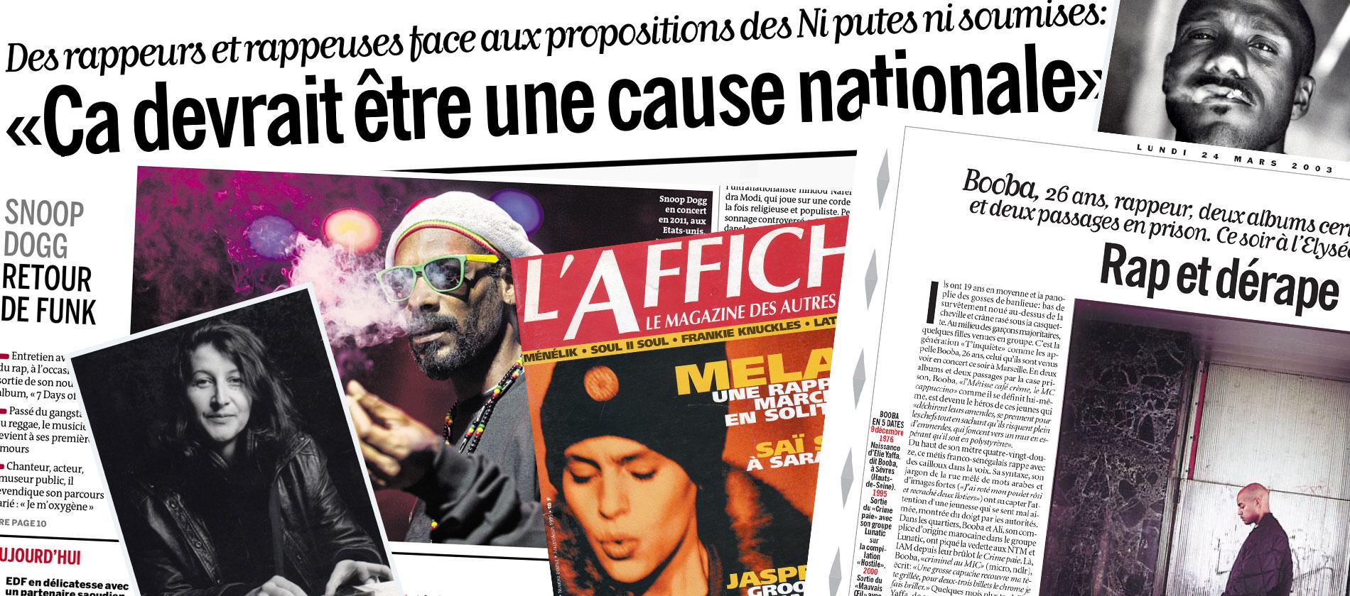 Stéphanie Binet, 25 ans de plume rap (2ème partie)