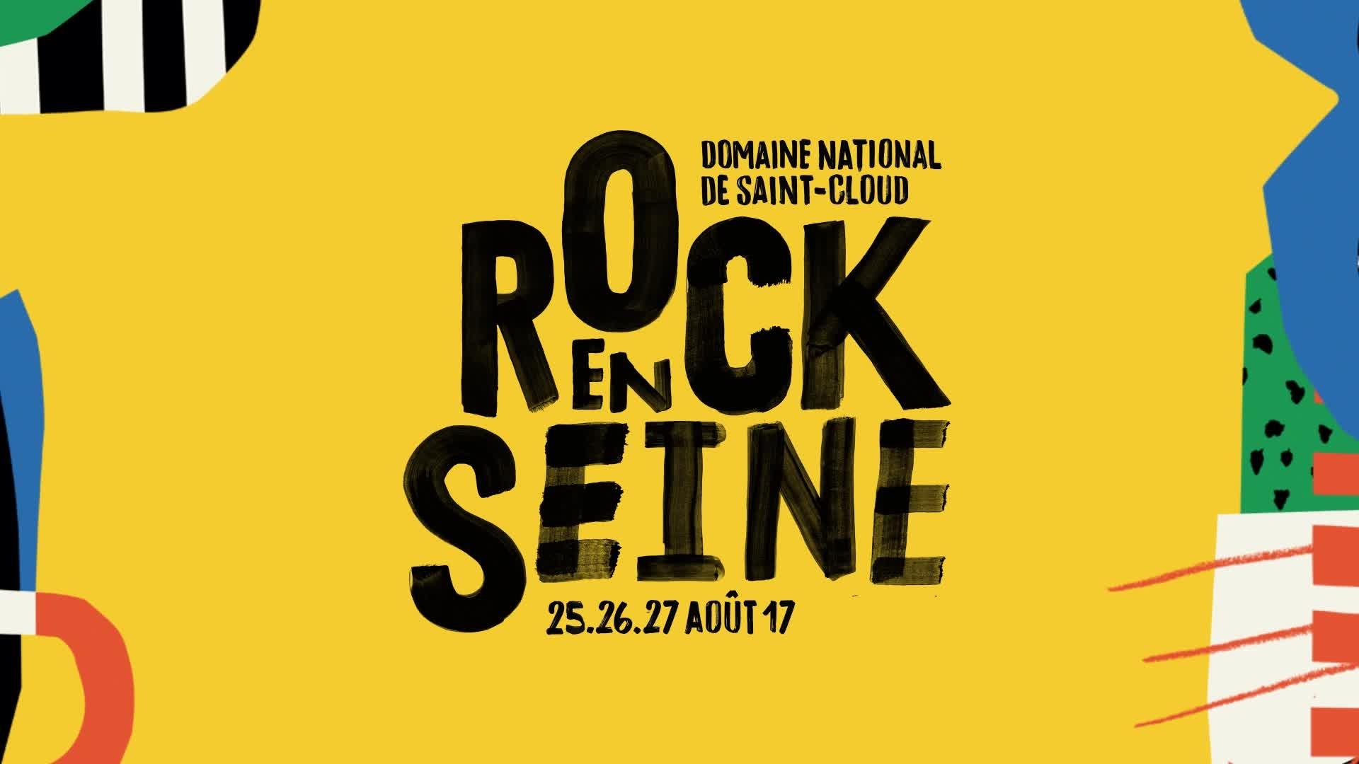 Rock en Seine 2017 : deux pass trois jours à gagner