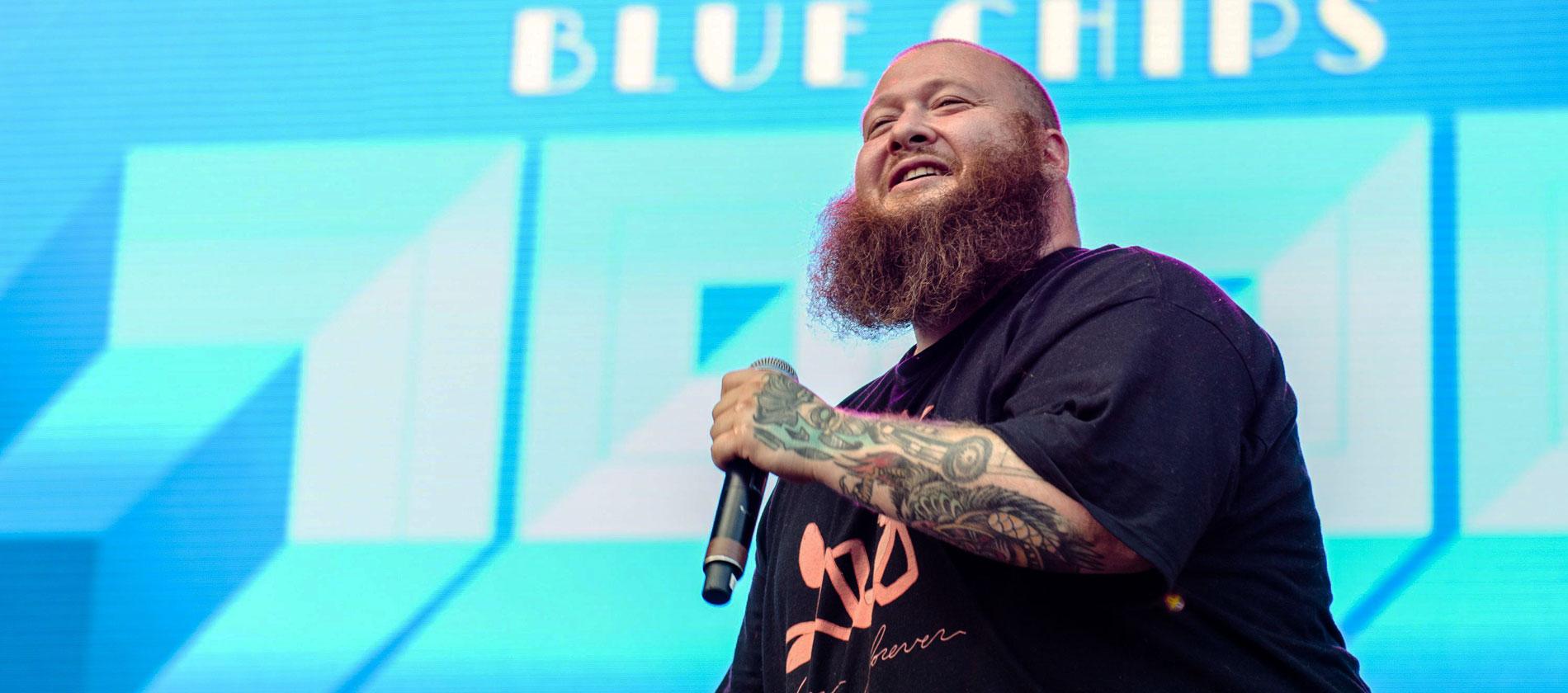 Action Bronson réjouit les gourmets avec 'Blue Chips 7000'